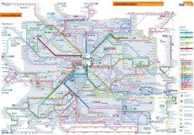LinienNetzPlan Bielefeld