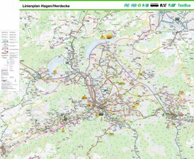 LinienPlan Hagen