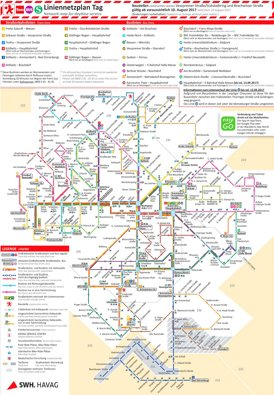 LinienNetzPlan Halle (Saale)