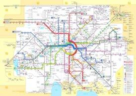 Liniennetzplan Leipzig