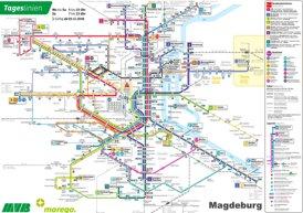 LinienNetzPlan Magdeburg