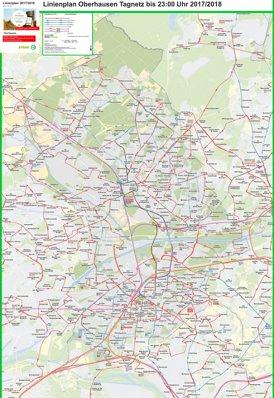 LinienPlan Oberhausen