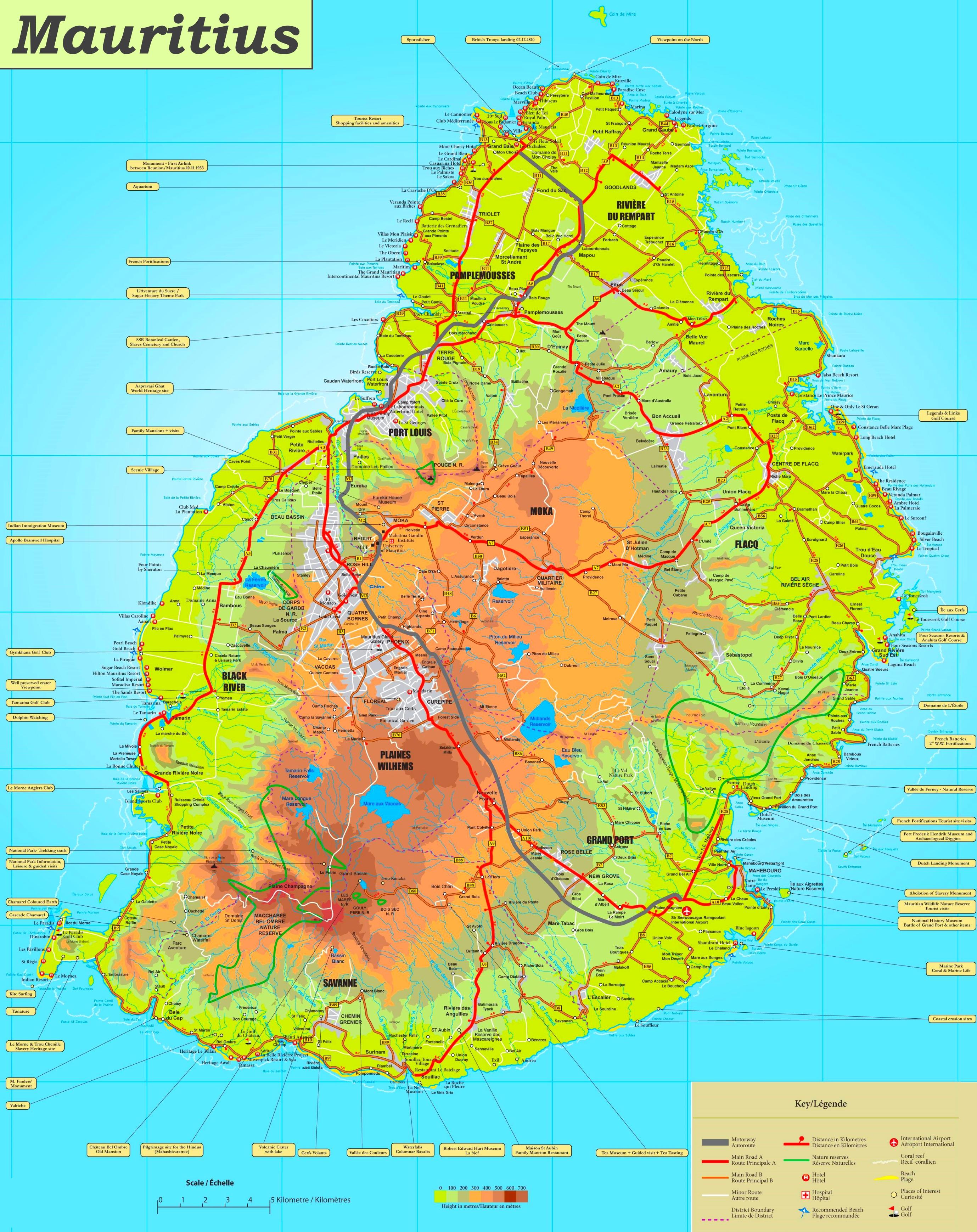 Wo Liegt Mauritius Hier Finden Sie Die Lage Von Mauritius