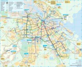 LinienPlan Amsterdam