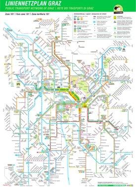 LinienNetzPlan Graz