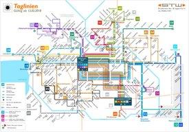 LinienNetzPlan Klagenfurt