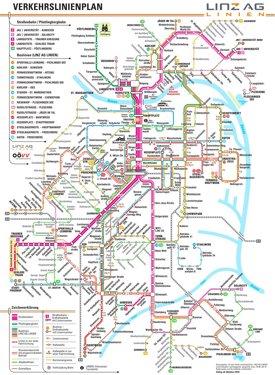 LinienNetzPlan Linz