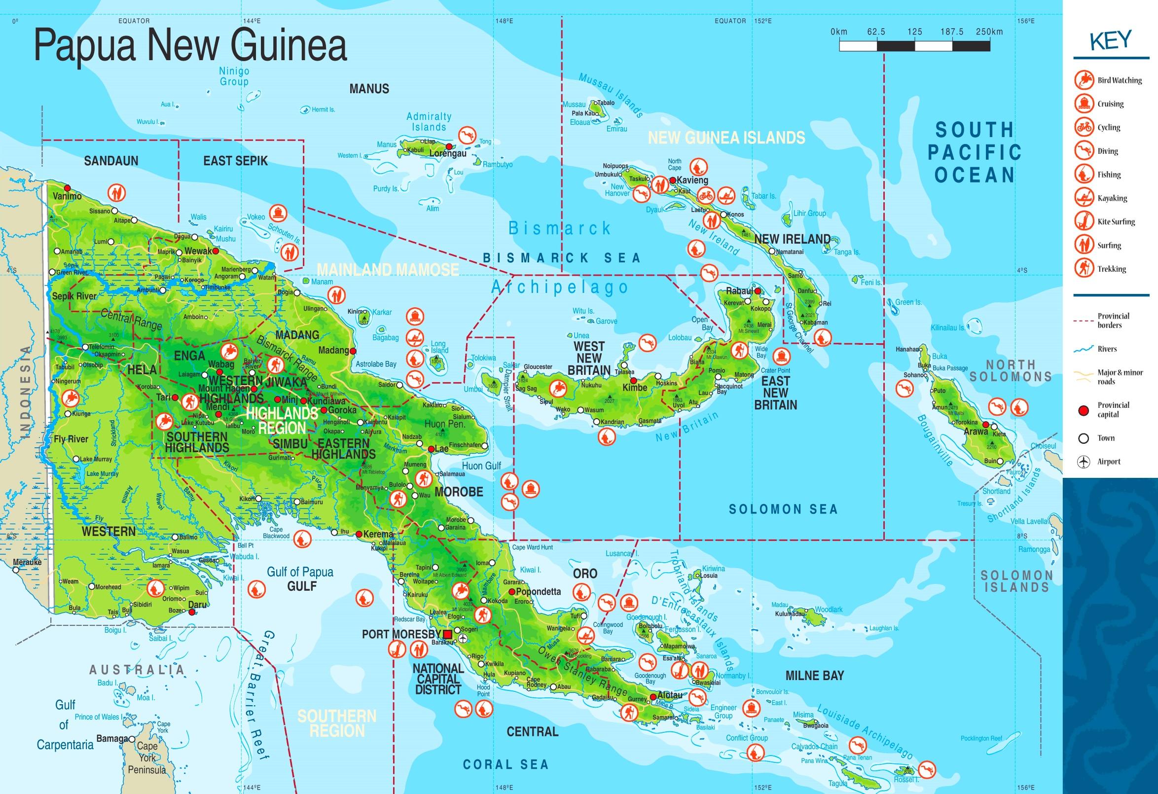 Neu Guinea