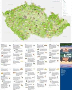 Tschechien sehenswürdigkeiten Karte